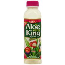 OKF Aloe Vera King Lychee Drink 20x500ml (Pre-Order)