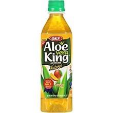 OKF Aloe Vera King Mango Drink 20x500ml (Pre-Order)