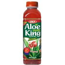 OKF Aloe Vera King Pomegranate 20x500ml (Pre-Order)