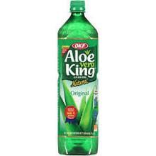 OKF Aloe Vera King Original 12x1Litre (Pre-Order)