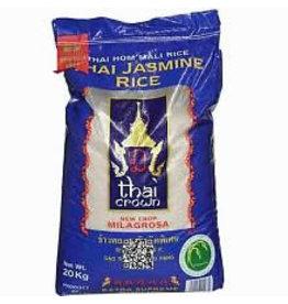 Thai Crown Thai Jasmine Milagorsa Rice 5kg