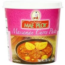Mae Ploy Massaman Curry Paste 12x1KG (Pre-Order)