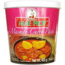 Mae Ploy Massaman Curry Paste 24x400g (Pre-Order)