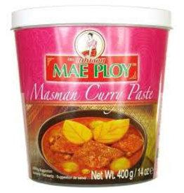 Mae Ploy Massaman Curry Paste 24x400g (Pre-Order)