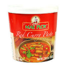 Mae Ploy Red Curry Paste 12x1KG (Pre-Order)