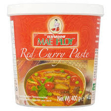 Mae Ploy Red Curry Paste 24x400g (Pre-Order)