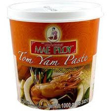 Mae Ploy Tom Yum Curry Paste 12x1KG (Pre-Order)