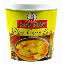 Mae Ploy Yellow Curry Paste 24x400g (Pre-Order)
