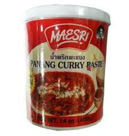 Maesri Panang Curry Paste 24x400g (Pre-Order)