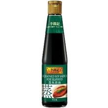 Lee Kum Kee Seasoned Soy Sauce for Seafood 12x410ml (Pre-Order)