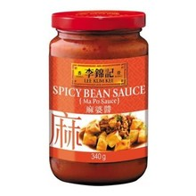 Lee Kum Kee Spicy Bean Sauce 12x340g (Pre-Order)