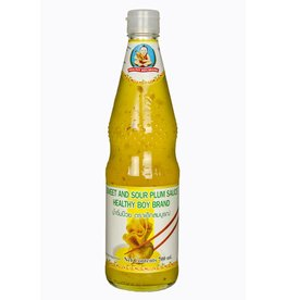 Healthy Boy Sweet and Sour Plum Sauce 12x700ml (Pre-Order)