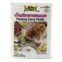 Lobo Panang Curry Paste 24x50g (Pre-Order)