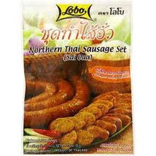 Lobo Northern Thai Sausage Set (Sai Oua) 24x60g (Pre-Order)