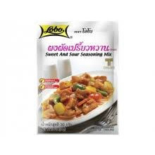 Lobo Sweet and Sour Seasoning Mix 24x30g (Pre-Order)