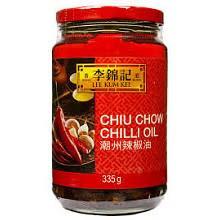 Lee Kum Kee Chiu Chow Chilli Oil 12x335g (Pre-Order)