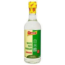 Amoy White Rice Vinegar 12x500ml (Pre-Order)