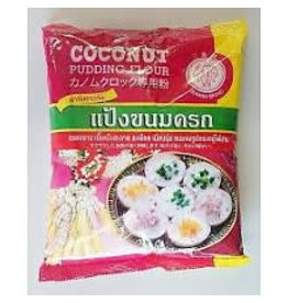Erawan Coconut Pudding Flour 10x1060g Pre-Order)