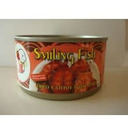 Smiling Fish Fried Catfish with Chilli 24x90g (Pre-Order)