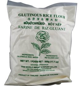Rose Brand Glutinous Rice Flour 500g