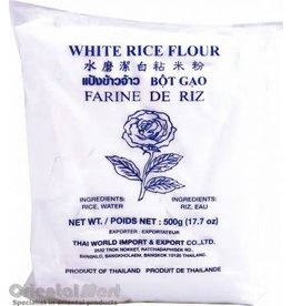 Rose Brand White Rice Flour 500g