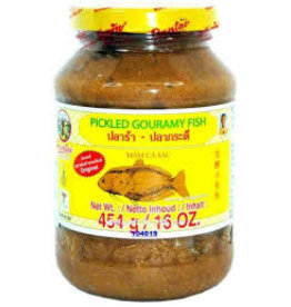 Pantai Mam Ca Sac Pickled Gouramy Fish 454g