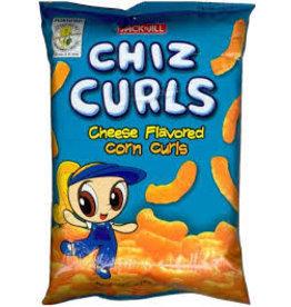 Jack & Jill Chiz Curls Cheese 55g