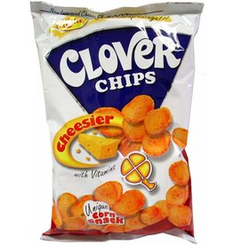 Leslies Clover Chips Cheese 85g