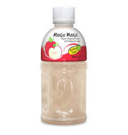 Mogu Mogu Nata De Coco Drink Apple 320ml