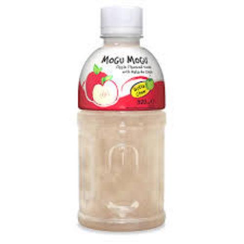 Mogu Mogu Nata De Coco Drink Apple 320ml