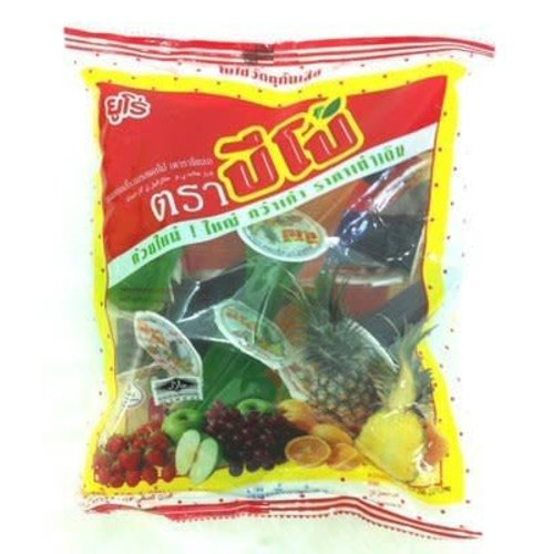 Pipo Assorted Fruit Flavour Cup Jelly 705g