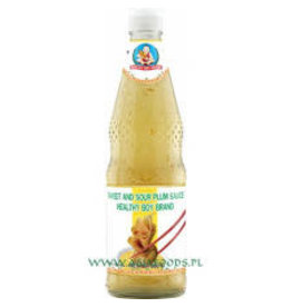 Healthy Boy Sweet and Sour Plum Sauce 800g