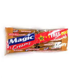 Jack & Jill Magic Flakes Peanut Butter Cracker 10 x 28g