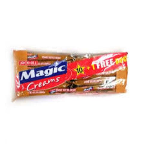 Jack & Jill Magic Flakes Peanut Butter Cracker 10 x 28g