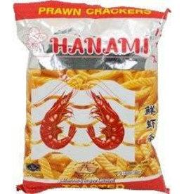 Hanami Prawn Crackers Regular Flavour 100g