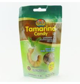 Double Seahorse Tamarind Candy Balls Sweet & Sour 80g