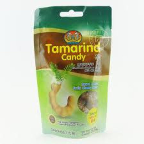 Double Seahorse Tamarind Candy - Sweet 80g