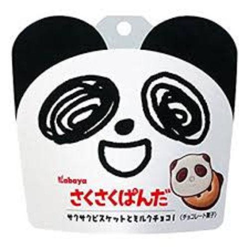 Kabaya Panda- Milk Chocolate Biscuits 42g