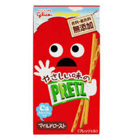 Glico Pretz Honey Roast Pretzel Sticks 23g