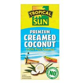 Tropical Sun 100% Pure Premium Creamed Coconut 200g