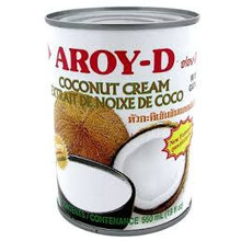Aroy D Coconut Cream 560ml
