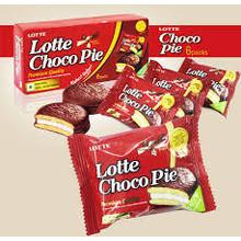 Lotte Choco Pie 6  x 28g