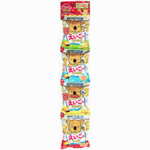 Lotte Koala's March Eigo Chocolate Cream Biscuits 4Pks 60g