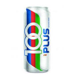 100 plus 100 plus Isotonic Drink 325ml