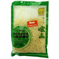 Chang Sour Bamboo Shoot- Strip 454g