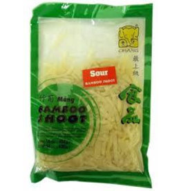 Chang Bamboo Shoot Vacuum Pack Sour Slice 454g