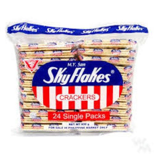 M.Y San Skyflakes Crackers 24 x 25g