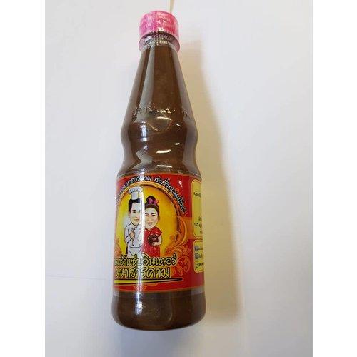 Plarah Pickled Fish Sauce - Pink 430ml