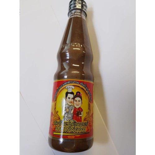 Plarah Pickled Fish Sauce - Black 430ml