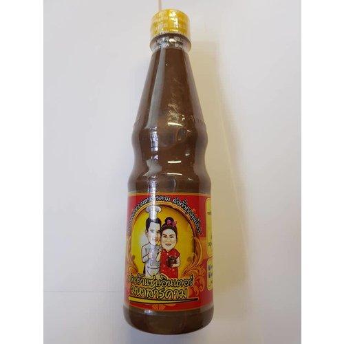 Plarah Pickled Fish Sauce - Yellow 430ml